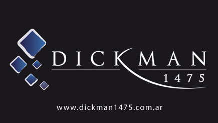 Dickman 1475 | Isologotipo